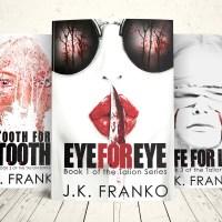 Vida por Vida - ¡La trilogía Eye for Eye está completa!