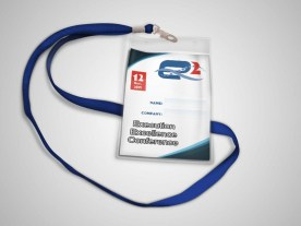 E2 Conference - Badge Mock-up