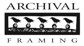 Archival Framing - Logo with Modification