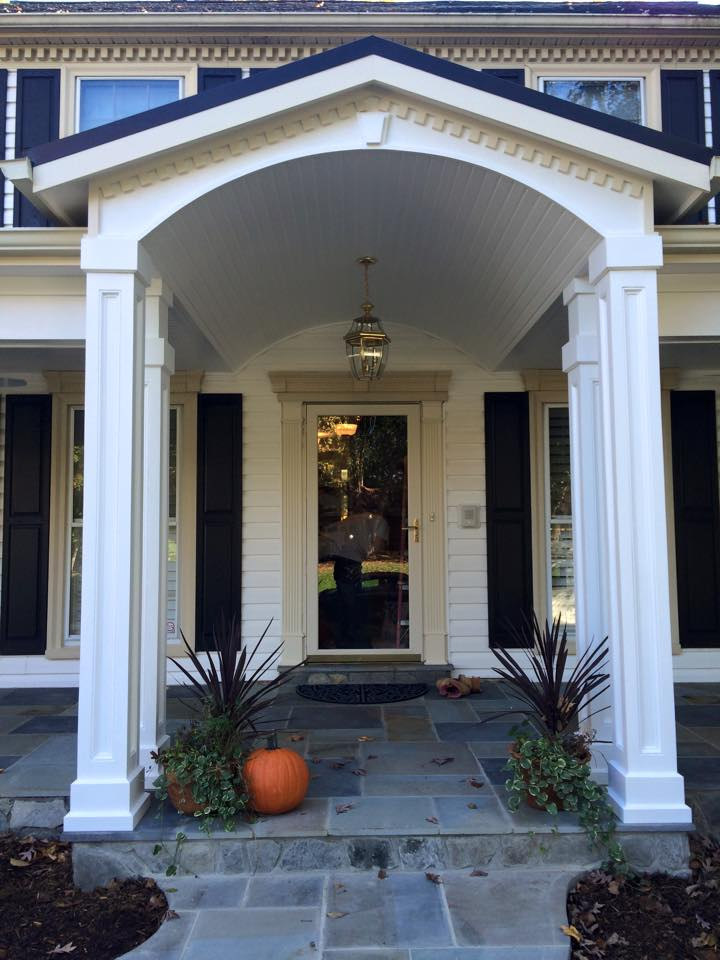 Portico And Porch Jk General Contractor