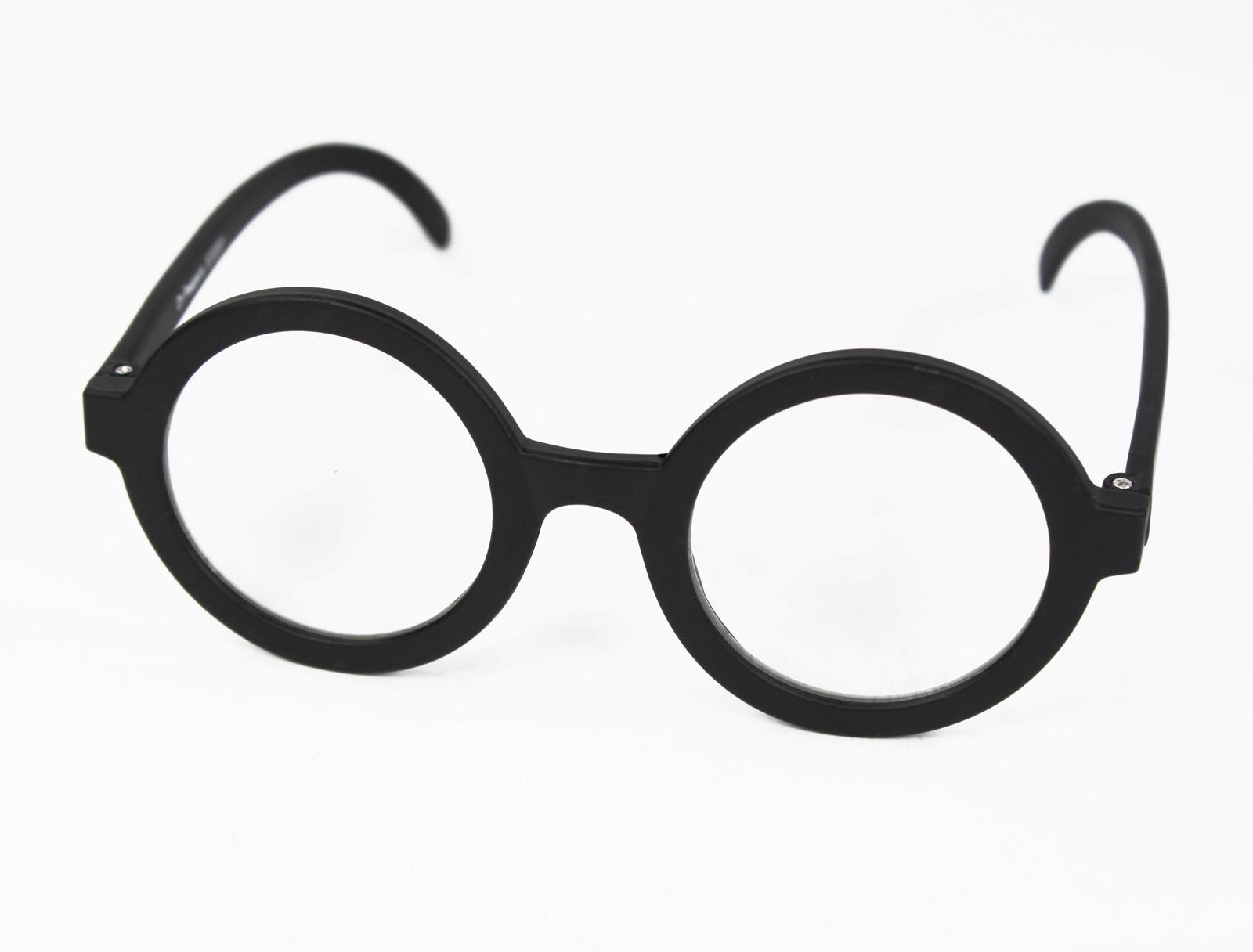 Round Waldo Harry Potter School Boy Nerd Spectacles