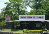 Jammu University Fee structure for the academic year 2020-21
