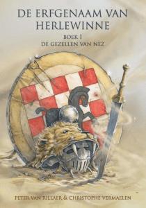 De gezellen van Nez Boek omslag