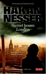 Hemel boven Londen Boek omslag