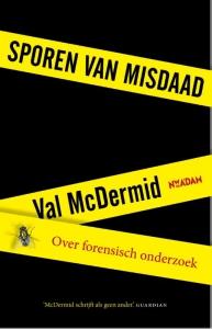 Sporen van misdaad Boek omslag