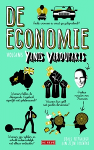 De economie zoals uitgelegd aan zijn dochter Boek omslag