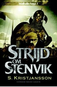 Strijd om Stenvik Boek omslag