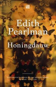 Honingdauw Boek omslag