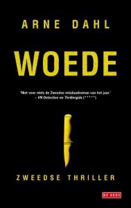 Woede Boek omslag