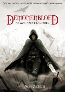 Demonenbloed Boek omslag