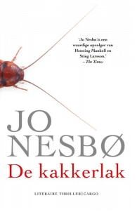 De kakkerlak Boek omslag