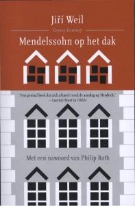 Mendelssohn op het dak Boek omslag