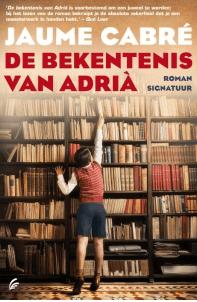 De bekentenis van Adria Boek omslag