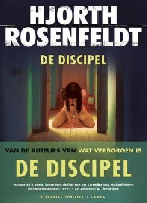 De discipel Boek omslag