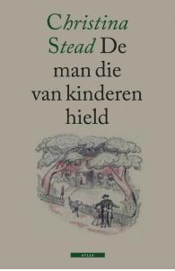 De man die van kinderen hield Boek omslag
