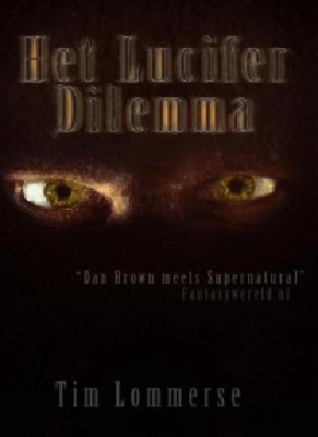 Het Lucifer dilemma Boek omslag