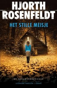 Het stille meisje Boek omslag