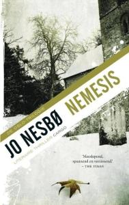 Nemesis Boek omslag