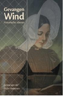Gevangen wind Boek omslag