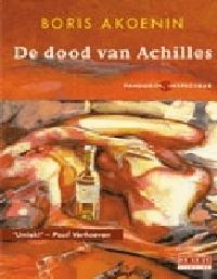 Book Cover: De dood van Achilles