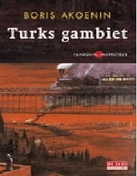 Book Cover: Turks gambiet