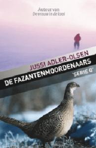 Book Cover: De fazantenmoordenaars