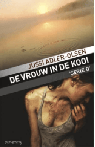 Book Cover: De vrouw in de kooi
