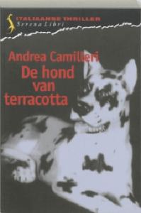 Book Cover: De hond van terracotta
