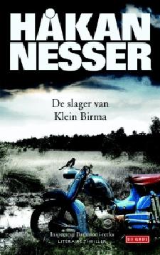 Book Cover: De slager van Klein Birma