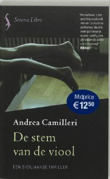 Book Cover: De stem van de viool