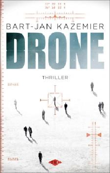 Drone Boek omslag