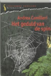 Book Cover: Het geduld van de spin