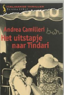 Book Cover: Het uitstapje naar Tindari