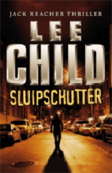 Book Cover: Sluipschutter