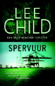Spervuur door Lee Child