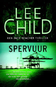 Book Cover: Spervuur
