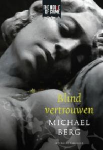 De cover van Blind vertrouwen door Michael Berg