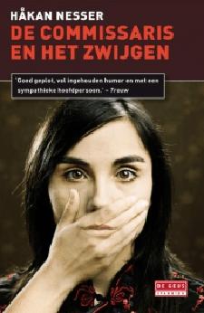 Book Cover: De commissaris en het zwijgen