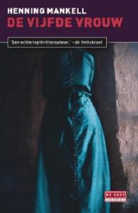 Book Cover: 6 De vijfde vrouw