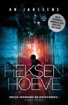 Heksenhoeve Boek omslag