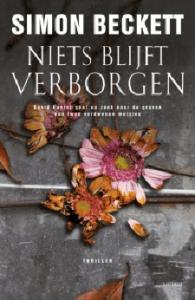 Book Cover: Niets blijft verborgen