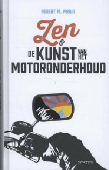 Zen en de kunst van het motoronderhoud Boek omslag