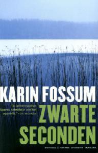Book Cover: 6 Zwarte seconden