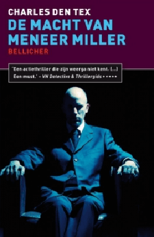 Book Cover: De macht van meneer Miller