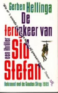 Book Cover: De terugkeer van Sid Stefan