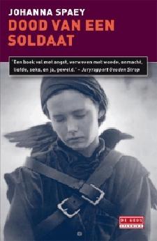Boek Cover Dood van een soldaat