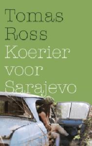 Book Cover: Koerier voor Sarajevo