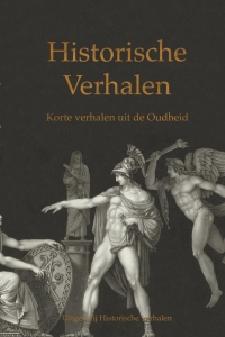 Historische verhalen, 2 Boek omslag