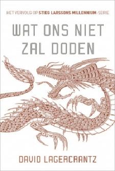 Wat ons niet zal doden Boek omslag