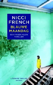 Blauwe maandag Boek omslag